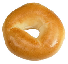 BAGEL IN-STORE BAKERY LENDERS PLAIN SLICED 3 OUNCE 12-6 COUNT