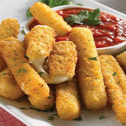 MOZZARELLA STICKS 4/3LB