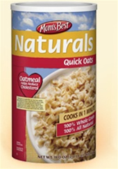 CEREAL HEARTY TRADITION QUICK OATS 12-42 OUNCE