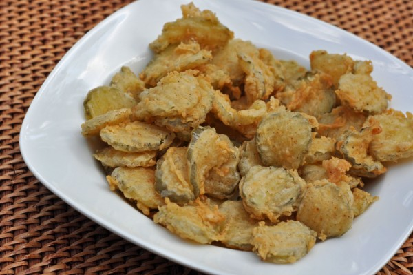 FRIED BATTERED PICKLE CHIP 6/2LB