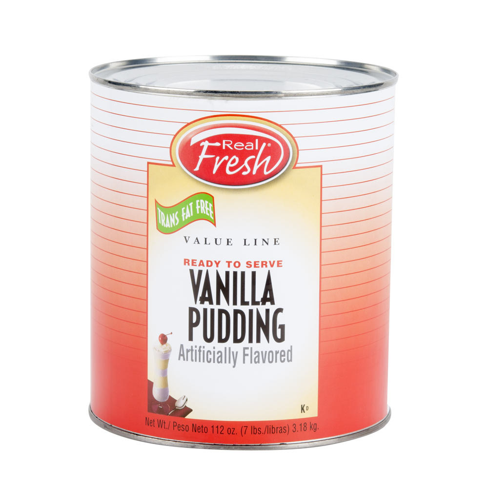 Vanilla Pudding 6/#10